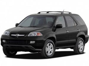 EVA коврики на Acura MDX I 2001-2006