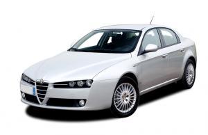 EVA коврики на Alfa Romeo 159 2005-2011