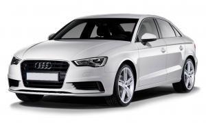 EVA коврики на Audi A3 (8V) 2012 - наст. время (седан)