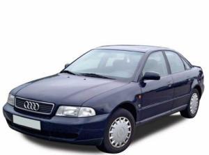 EVA коврики на Audi A4 (B5) 1995 - 2001