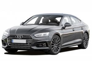 EVA коврики на Audi A5/S5 2016-наст.время (седан)