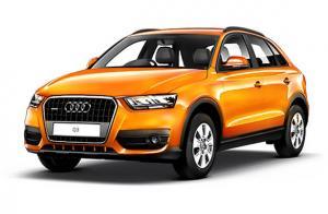 Audi Q3 2011 - наст. время