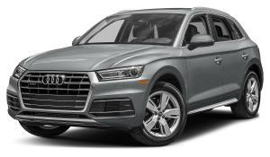 Audi Q5 2017 - наст время