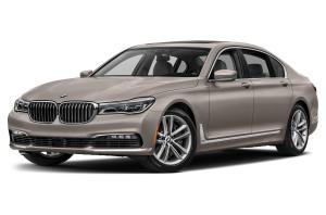 BMW 7 серия VI (G12) 2015- наст. время