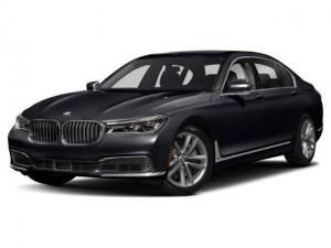 BMW 7 серия VI (G12) long 2015- наст. время