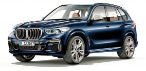 BMW X5 IV (G05) 2018- наст.время