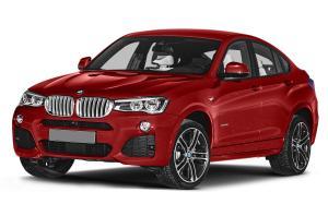 BMW Х4 (F26) 2014 - наст. время