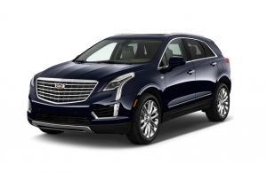 Cadillac XT5 2017 - наст. время