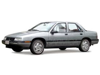 Chevrolet Beretta 1987-1996 г