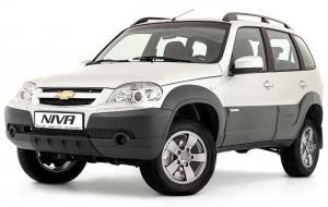 Chevrolet Niva 2009 - наст. время