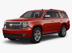 Chevrolet Tahoe IV 5 мест 2014 -