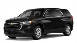 Chevrolet Traverse II (3 ряда)