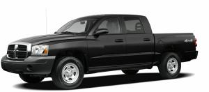 Dodge Dakota III двойная кабина 2004 -2011