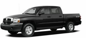 EVA коврики на Dodge Dakota III двойная кабина 2004 -2011