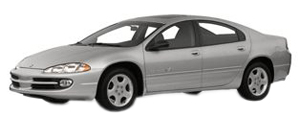 Dodge Intrepid II 1998 - 2004