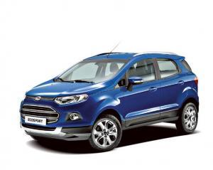 Ford Ecosport 2013 - наст. время