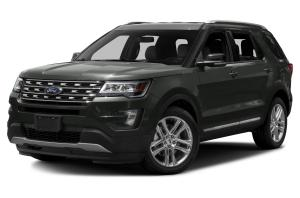 Ford Explorer V 2015 - наст. время