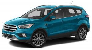 Ford Kuga 2012 - наст. время