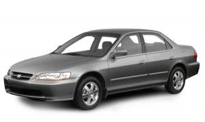 Honda Accord VI (правый руль) 1998 - 2002