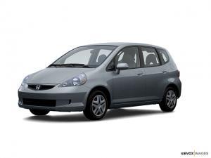 Honda Fit I (правый руль) 2001 - 2007