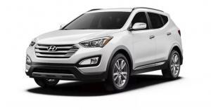 Hyundai Santa Fe III 2012 - 2015
