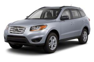 Hyundai Santa Fe II5 мест 2006 - 2010