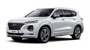 Hyundai Santa Fe IV 2018 - наст. время