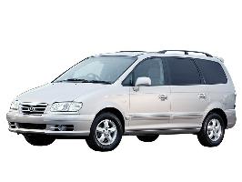 HyundaiTrajet 2000 - 2008