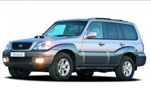 HyundaiTerracan 2001 - 2006
