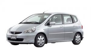 Honda Jazz I 2001 - 2008 (правый руль)