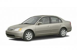 HondaCivic VII (седан) 2001 - 2006