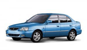 Hyundai Accent 2000 - 2012