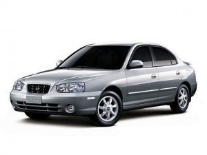 Hyundai Elantra III (XD) 2000 - 2006