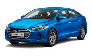 Hyundai Elantra VI (AD) 2015 - наст. время