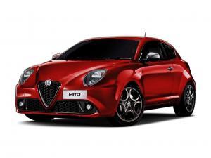 EVA коврики на Alfa Romeo MiTo (2010->) салон