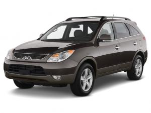 Hyundai ix555 мест 2008 - 2012 3 ряда
