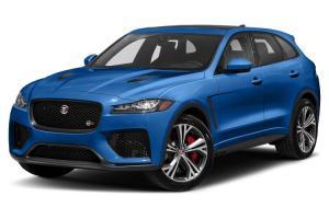 Jaguar F Pace 2016 - наст. время