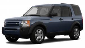 EVA коврики на Land Rover Discovery III