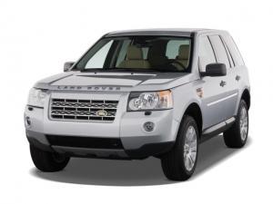 EVA коврики на Land Rover Freelander II 2006 - 2012
