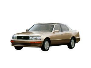 Lexus LS I (1989-1994) салон