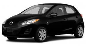 Mazda 2 (DE) 2007-2010