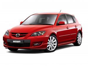 EVA коврики на Mazda 3 (BK) 2003 - 2009