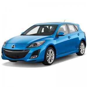 EVA коврики на Mazda 3 (BL)2009 - 2013