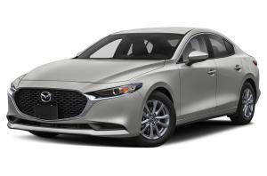 EVA коврики на Mazda 3 2019 - наст. время
