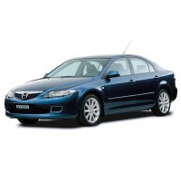 Mazda 6 (GG) 2002 - 2008