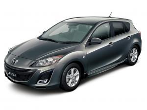 EVA коврики на Mazda Axela (правый руль) 2009 - 2013