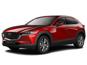 EVA коврики на Mazda CX-5 2017 - н.в.