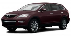 EVA коврики на Mazda CX-9 (5 мест) 2007 - 2016