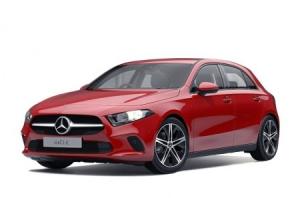 Mercedes A-класс W177 2018 - наст. время