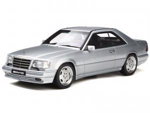 Mercedes Е-класс W124 1992 - 1996 (3-х дверный, купе)